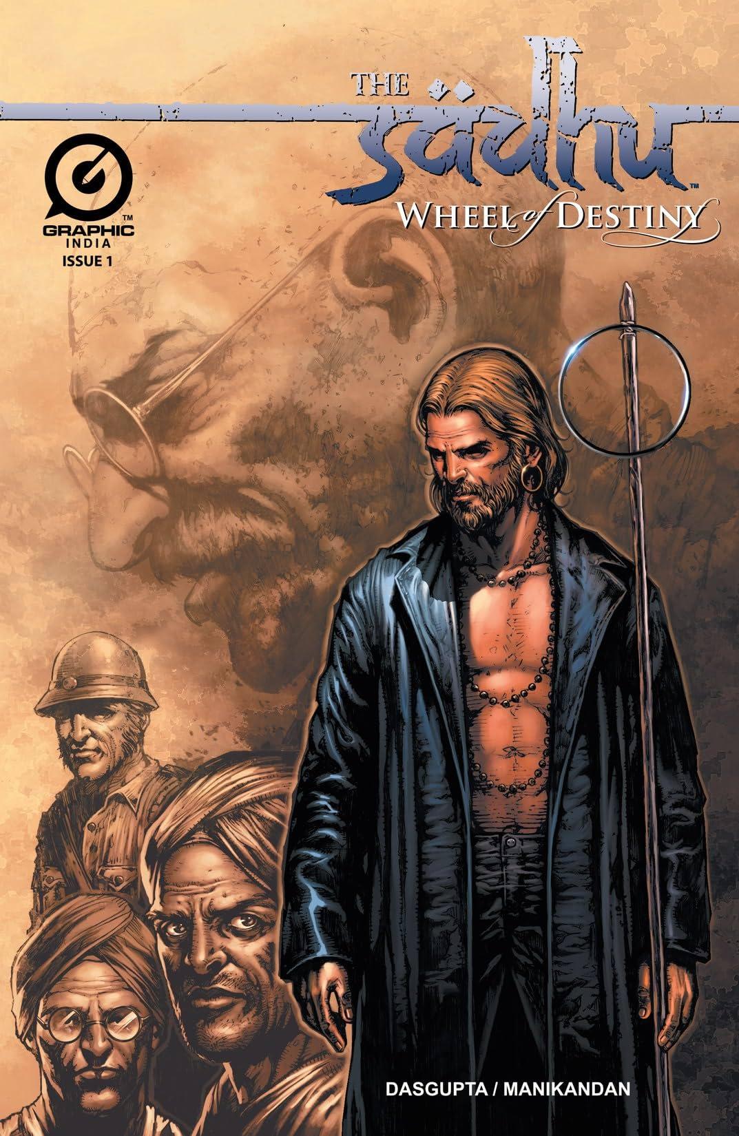 The Sadhu: Wheel of Destiny #1