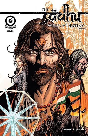 The Sadhu: Wheel of Destiny #2