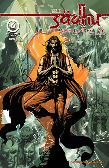 The Sadhu: Wheel of Destiny #3