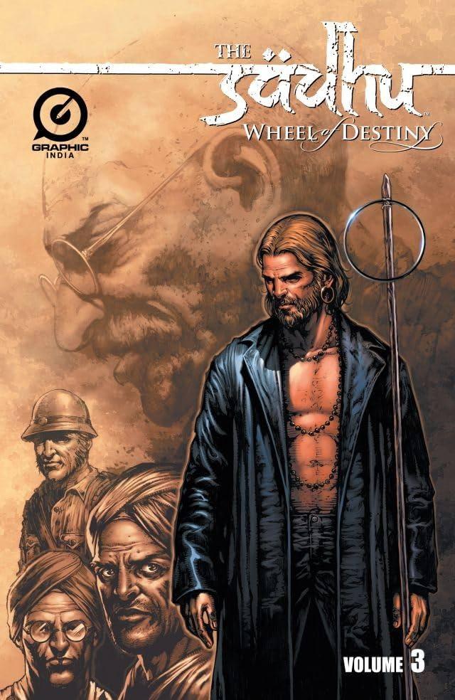 The Sadhu: Wheel of Destiny Vol. 3