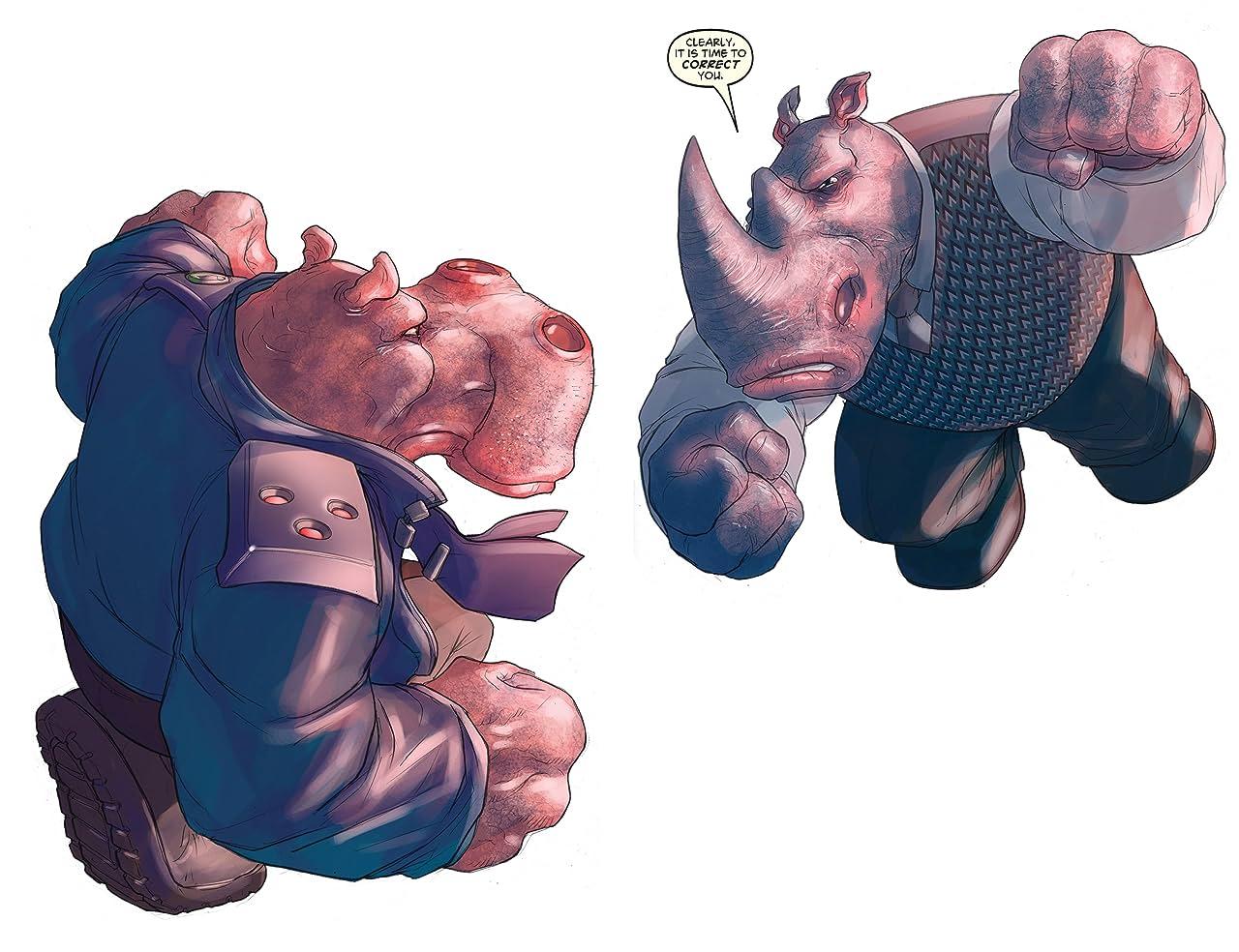 Elephantmen #61