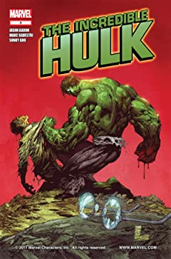 Incredible Hulk (2011-2012) #3