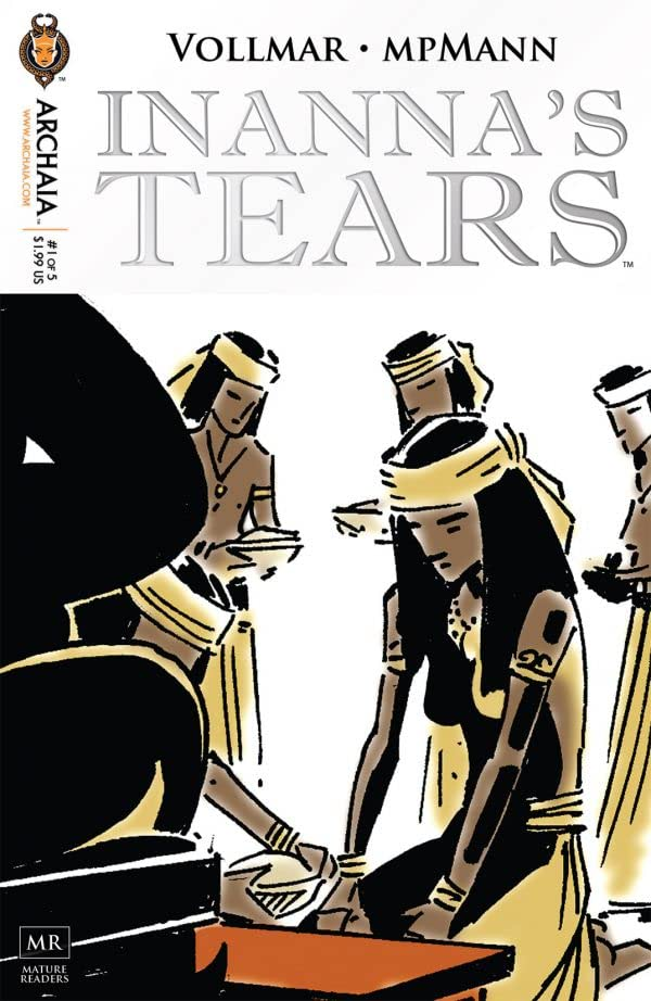 Inanna's Tears #1