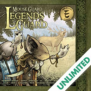 Mouse Guard: Legends of the Guard Vol. 1