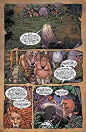 The Tall Tales of Vishnu Sharma: Panchatantra #4