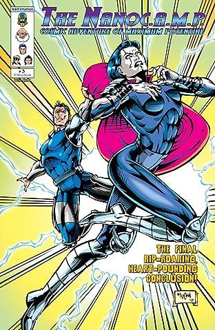 THE NANOC.A.M.P. (Cosmic Adventure of Maximum Potential) #3
