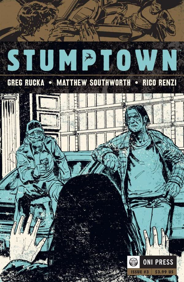 Stumptown #3 (of 4)