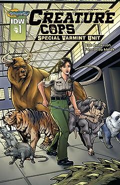 Creature Cops: Special Varmint Unit #1 (of 3)