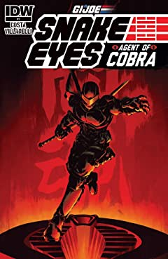 G.I. Joe: Snake Eyes, Agent of Cobra #1 (of 5)