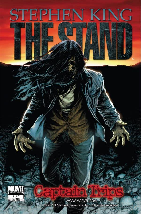 The Stand: Captain Trips #1