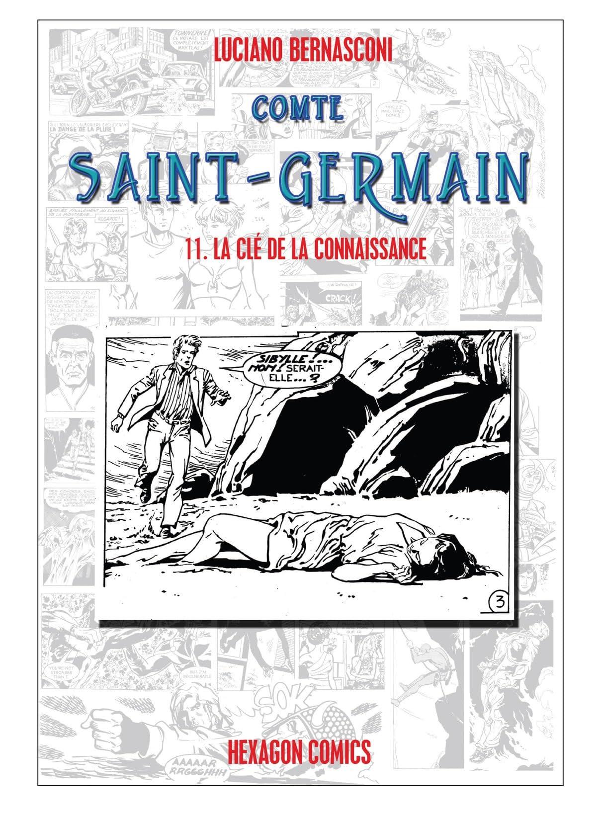 COMTE ST. GERMAIN Vol. 11: La Clé de la Connaissance