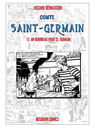 COMTE ST. GERMAIN Vol. 12: Un Bourreau pour St. Germain
