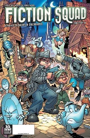 Fiction Squad #4 (of 6)