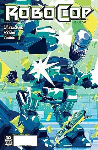 RoboCop (2014-2015) #7