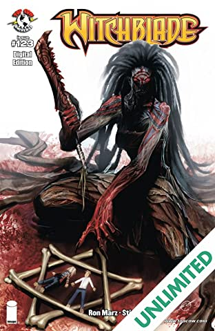 Witchblade #123