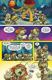 Jim Henson's Fraggle Rock: Journey to the Everspring #4