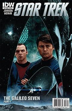 Star Trek (2011-2016) #3