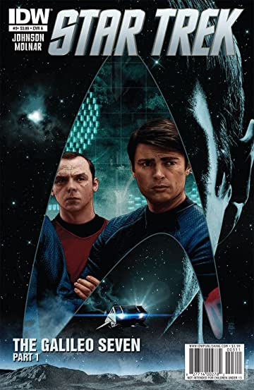 Star Trek 2011 Tome 03 French