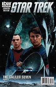 Star Trek (2011-) #3