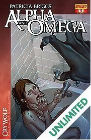 Patricia Briggs' Alpha & Omega: Cry Wolf #3
