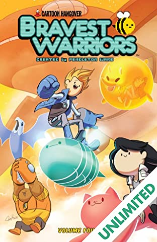 Bravest Warriors Vol. 4
