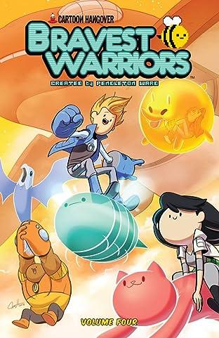 Bravest Warriors Tome 4