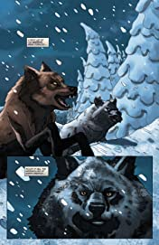 Patricia Briggs' Alpha & Omega: Cry Wolf #1
