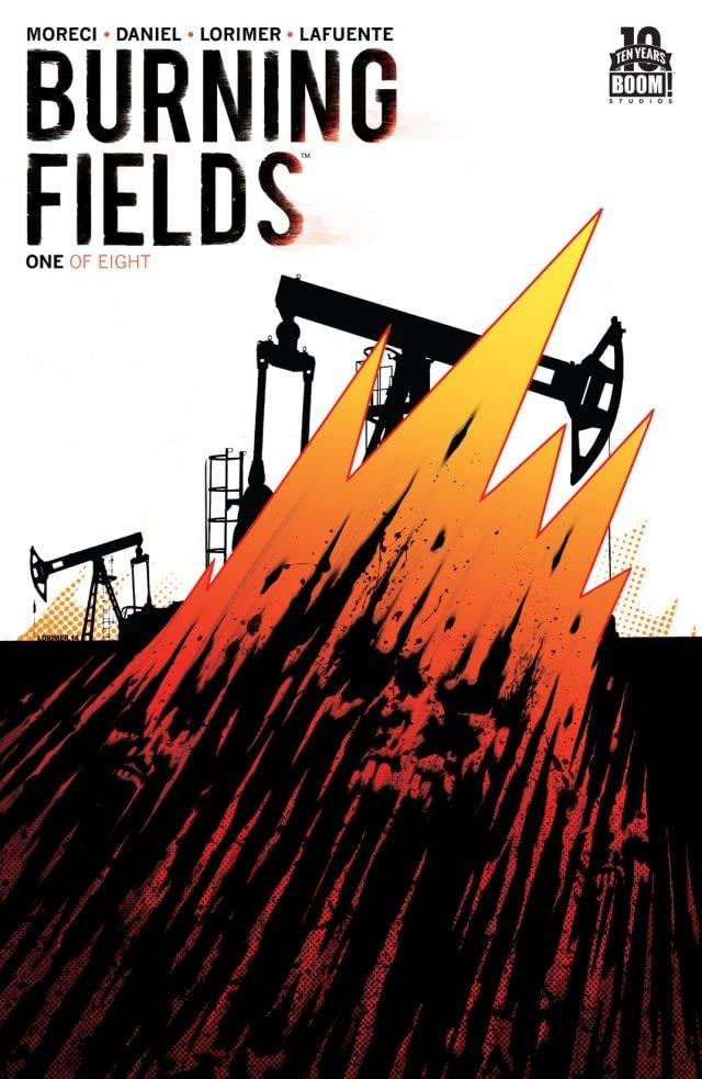 Burning Fields #1