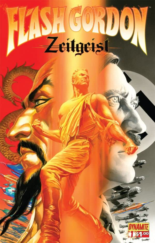 Flash Gordon: Zeitgeist #1