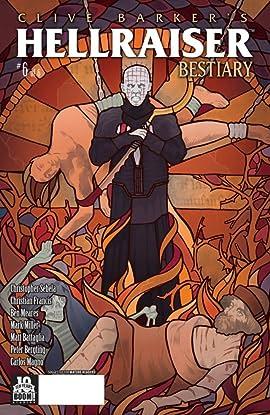 Clive Barker's Hellraiser: Bestiary #6