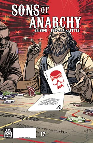 Sons of Anarchy No.17