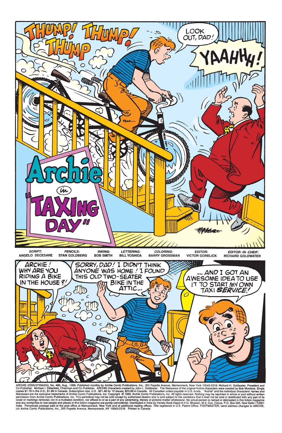 Archie #486