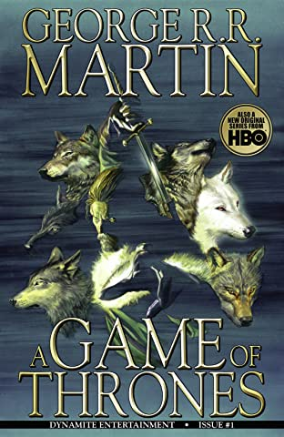 George R.R. Martin's A Game Of Thrones: The Comic Book No.1