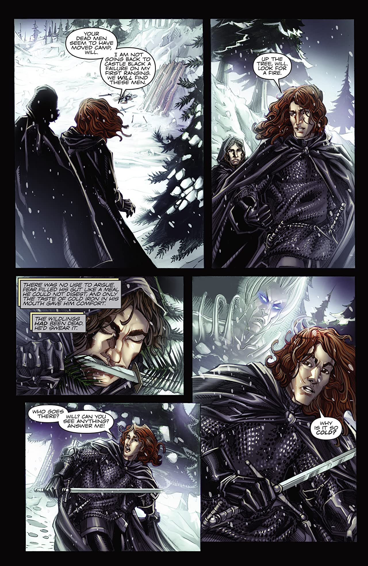 George R.R. Martin's A Game Of Thrones: The Comic Book #1