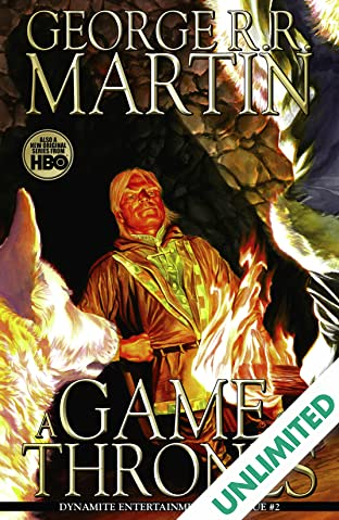 George R R  Martin's A Game Of Thrones: The Comic Book