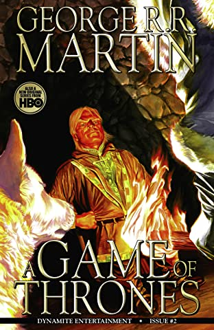 George R.R. Martin's Game Of Thrones #2