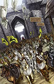 George R.R. Martin's A Game Of Thrones: The Comic Book #2