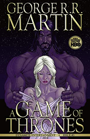 George R.R. Martin's A Game Of Thrones: The Comic Book No.3