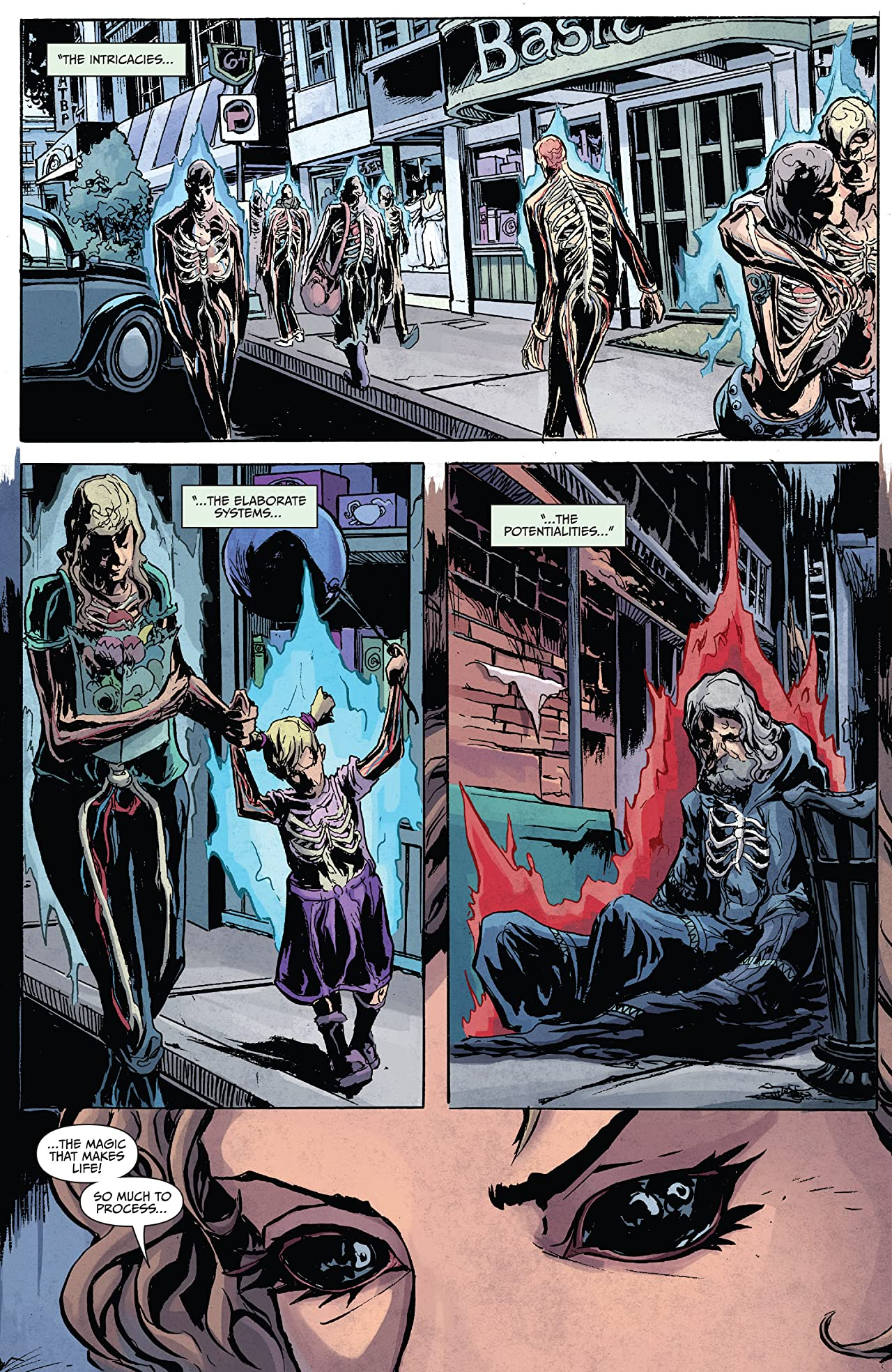 Clive Barker's Nightbreed #9