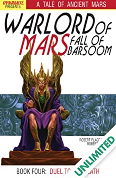Warlord of Mars: Fall of Barsoom #4 (of 5)