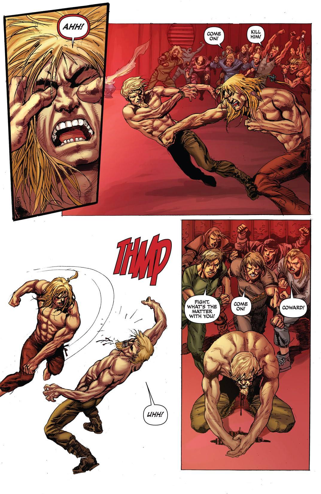 Warlord of Mars: Fall of Barsoom #4 (of 5)