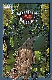 Jurassic Strike Force 5 #0