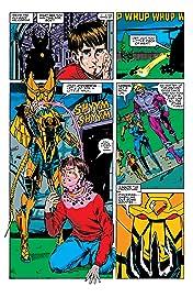 New Mutants (1983-1991) Annual #7