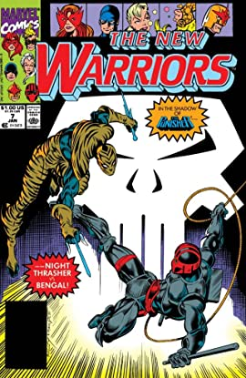 New Warriors (1990-1996) #7