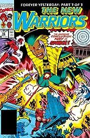 New Warriors (1990-1996) #13