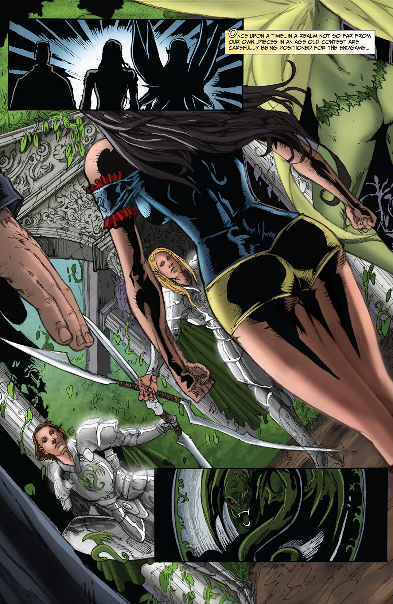 Grimm Fairy Tales #49