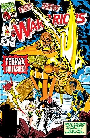 New Warriors (1990-1996) #16