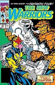 New Warriors (1990-1996) #17