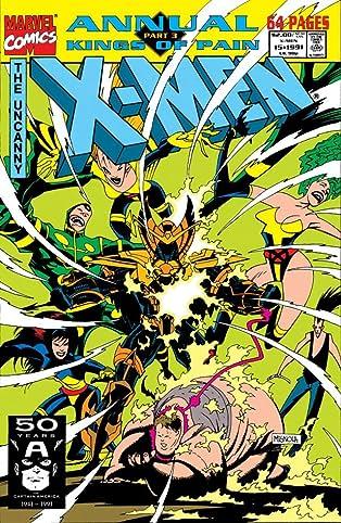 Uncanny X-Men (1963-2011) Annual #15