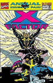 X-Factor (1986-1998) Annual #6